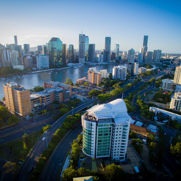 The Point Brisbane Kangaroo Point Accommodation
