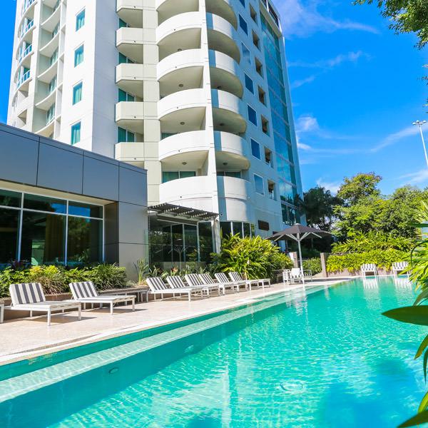 Brisbane Hotel Kangaroo Point The Point Hotel